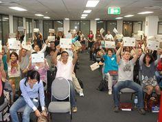 NLP Practitioner Certification Training: Sydney, Australia  Date: May 2011    #NLP #NLPPractitioner #TadJamesCo   #TadJames #AdrianaJames