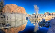 Willow Lake - Prescott, Arizona