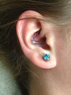 New double daith and 10g gauges