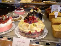 Gerard Mulot pastry shop in Paris