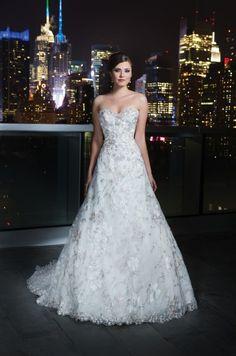 9727 Justin Alexander signature dress