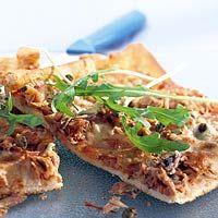 Recept - Pizza Napolitana - Allerhande