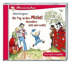 Der Tag, An Dem Michel Besondes Nett Sein Wollte. Unser Michel! Immer wenn Michel etwas ausgefressen hat, schnitzt er im Tischlerschuppen an seinen Holzmännchen – 97 Stück hat er schon zusammen, bei 100 will er ein großes Fest feiern. Doch gerade jetzt hat er sich vorgenommen, nichts anzustellen! Wären da nicht die Mausefalle und noch so ein paar Kleinigkeiten. Ab 5 bis 8 Jahre, 1 CD, Laufzeit ca. 38 Minuten