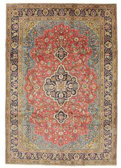 Mahal carpet 218x315