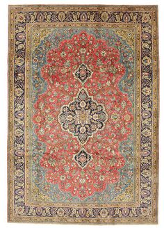 Mahal carpet 218x315