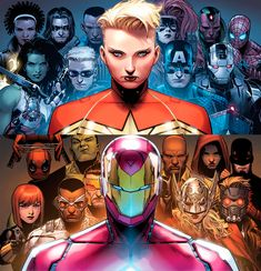 Everything You Need to Know to Get Ready for Marvel's Civil War II