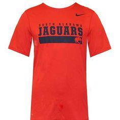 Youth Nike South Alabama Jaguars T-Shirt $19.95 usabooks.collegestoreonline.com