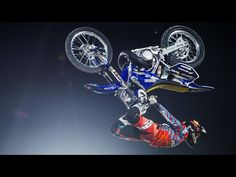 Tom Pagès 1st Place FMX Run | Red Bull X-Fighters 2016 - YouTube