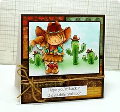 Created by Tobi Crawford! for There She Goes Clear Stamps