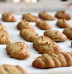 Coconut Flour Lady Finger Cookies, for tiramisu