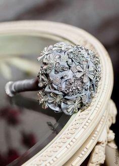 Свадебный букет. Handmade.