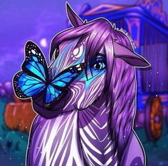 Mystical Animals, Mythical Creatures Art, Fantasy Creatures, Cute Horses, Beautiful Horses, Animals Beautiful, Horse Drawings, Cute Animal Drawings, Star Stable Horses