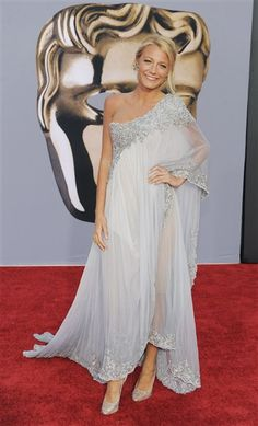 Blake Lively poses at the inaugural BAFTA Brits to Watch 2011 event at the Belasco Theater in Los Angeles on July 9, 2011.