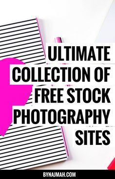 There are a lot of lists of sites that offer stock photos but some are not really free for commercial use and some require attribution. I'm…