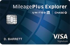 The United Mileage Plus Explorer Card offers some good perks to its users. If you frequently fly with United Airlines, you will find this Card useful. Miles Credit Card, Credit Card Points, Paying Off Credit Cards, Rewards Credit Cards, Credit Score, Chase Credit, Credit Loan, Credit Check, Best Airline Credit Cards