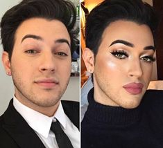 Image result for male beauty youtubers