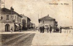 Crescenzago - Via Milano (inizi 900)