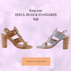 The search for the perfect heels ends here… Visit us online at www.vanillamoon.co.in to check out the collection ! #vanillamoon