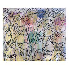 Little Bunny Foo Foo, Butterfly, Rainbow, Watercolor, Gallery, Artist, Artwork, Painting, Bunnies