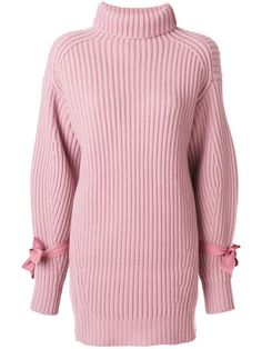 8cf7d0731d8 Moncler Oversized Knitted Jumper - Farfetch