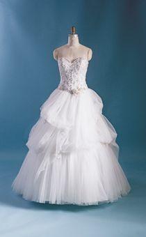 2015 Disney's Fairy Tale Weddings Dress Collection - Belle Wedding Dress