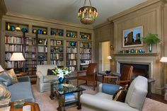 Neutral walls and woodwork  Project | Curtis & Windham Architects