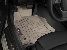 2016 BMW M6 (F12/F13/F06) | WeatherTech FloorLiner custom fit car floor protection from mud, water, sand and salt. | WeatherTech.com