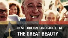 "Congrats ""The Great Beauty"" from Italy for winning the Best Foreign Language Film at the via Academy Oscars 2014, Oscar Winners, Academy Awards, In Hollywood, In This Moment, Good Things, Movie Posters, Movies, Language"