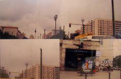 Stefano Cagol, SKY, 2000, Fotografia applicata su alluminio, 105 x 158 cm