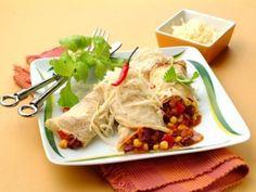 Tortilla s chilli