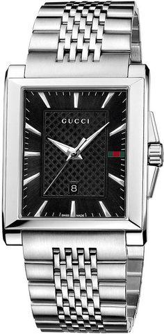 Gucci G-Timeless Mens Watch YA138401
