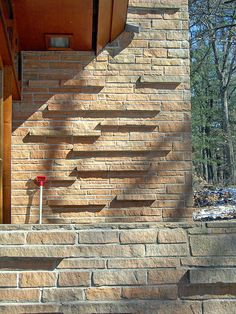 Seth Peterson Cottage, by Frank Lloyd Wright 20090312 4173 | Flickr - Photo Sharing!