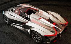 Vapour GT Concept Car by Gray Design