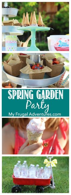 636e91ea48 72 Best Celebrate Spring! images | Easter food, Easter party, Ice ...
