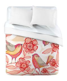 Take a look at this Sprinkling Sound Cori Dantini Duvet Cover by DENY Designs on #zulily today!