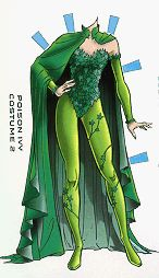 Pamela - poison ivy outfit