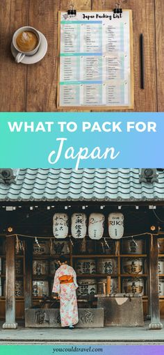 What to pack for Japan - Wondering what to pack for Japan and not too sure where to start? Here is our comprehensive packing list for Japan to ensure you have everything you need prior to your trip. We want to help you minimize any potential stress by sha New Travel, Asia Travel, Travel Style, Travel Fashion, Traveling Europe, Traveling Tips, Travelling, Travel Plane, Travel Cot