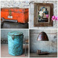 vintage goodies in amazing colors!