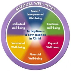 The Wholeness Wheel reflects our call to care for our whole self. By tending the interconnected dimensions of our well-being, we are able to live well in Christ and pass on our faith. Wellness Wheel, Family Scripture, Christen, Child Development, Curriculum, Physics, Spirituality, Faith, Water Play