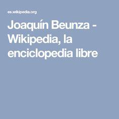 Joaquín Beunza - Wikipedia, la enciclopedia libre