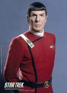Star Trek: Captain Spock - I will miss you Leonard. Thank you for being an inspiration to thousands of us. Star Trek Crew, Star Trek Spock, Star Wars, Star Trek Tos, Star Trek Original, Star Trek Enterprise, Captain Spock, Science Fiction, Deep Space Nine
