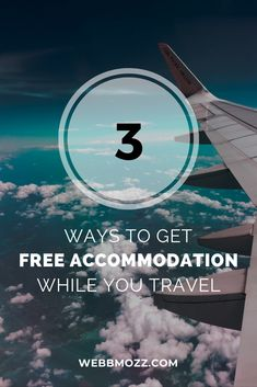 There are so many ways to save money while you travel. Getting free rent is one of the best ways for you to save money. Check out our blog, we break down 3 options for free accommodation. Wwoofing, Housesitting and couchsurfing.