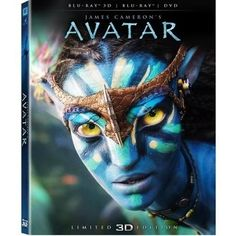 Avatar (3D Blu-ray   Blu-ray   DVD) (Widescreen)