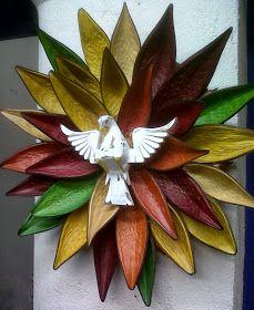 Christmas Art, Christmas Wreaths, Sacred Art, Flower Crafts, Decoration, Decoupage, Handmade Gifts, Santa, Diy Crafts