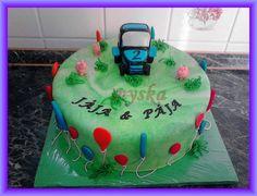 s traktorem Cake, Desserts, Food, Pie Cake, Tailgate Desserts, Pie, Deserts, Cakes, Essen