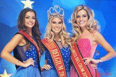 Lenty Frans crowned Miss Belgium 2016