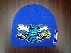NBA Orleans Hornets Bonnet Bleu : Casquette Pas Cher