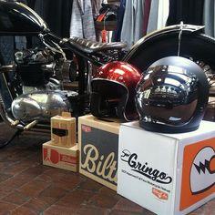 Restocked with @Biltwell Inc. Inc. helmets! Find the right lid for you at the Deus Emporium #foundattheemporium #Padgram
