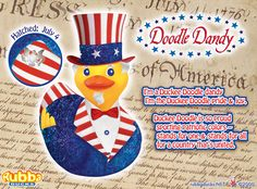 Doodle Dandy wants U!
