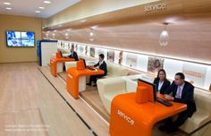 ING Direct by Newtone Architects, Milan